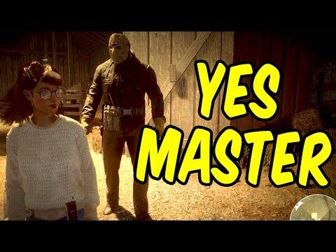 Jason's Slave - Friday the 13th Funny Moments