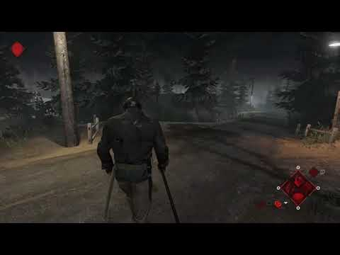 Friday the 13th the game stalking my prey part 2