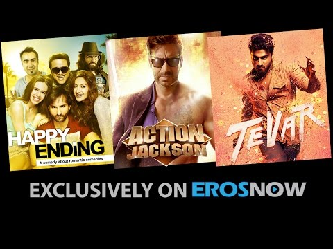 Subscribe To ErosNow For Unlimited Entertainment