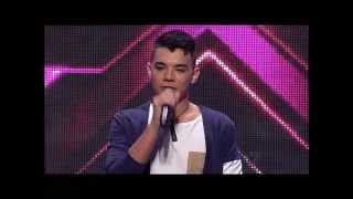 William Singe - Auditions - The X Factor Australia 2012 night 3[FULL]