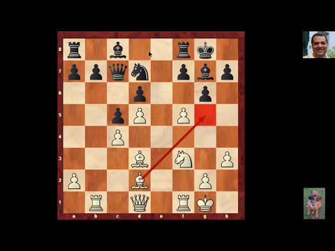 British Chess Championship 2014 Interesting games selection