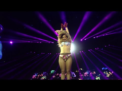Lady Gaga - Venus (2), Live in Cologne, artRAVE Germany Lanxess Arena 07.10.14 HD