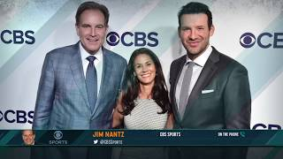 CBS Sports' Jim Nantz on Possibly Losing Tony Romo to ESPN's MNF | The Dan Patrick Show | 1/21/20