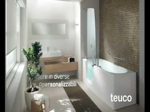 combin bain douche avec test de r sistance aux chocs