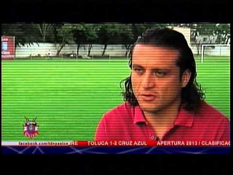 Entrevista de Chapis con Héctor Reynoso, Zona Chiva TDN 10 de Septiembre de 2013