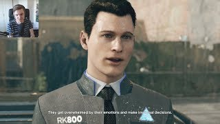 Detroit Become Human Gameplay with Teo Part 2