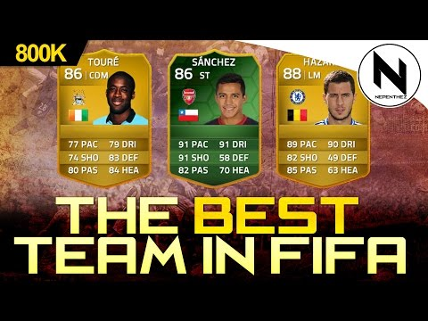 5221 IS SO OP!! - The Best Team in FIFA 38