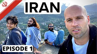 INSIDE IRAN - American in Iran 🇮🇷(anti-American?) Episode 1