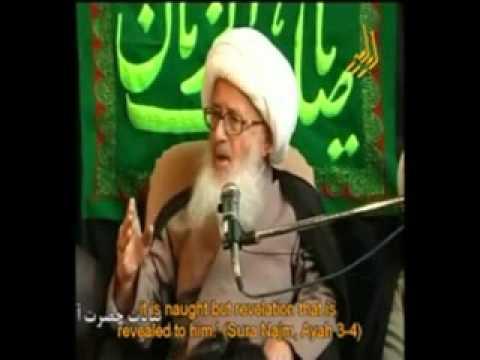 İmam Mehdi Hakkında Ağa Horasaninin Konuşması