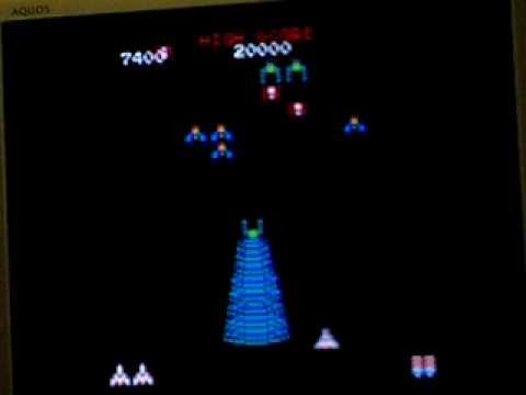 Galaga (1981) Namco Classic Arcade Game
