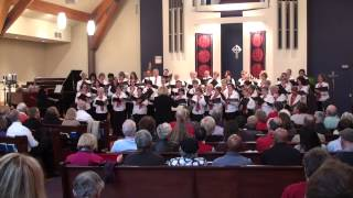 "YRCC sings ""Go Now in Peace"" (December 2012)"