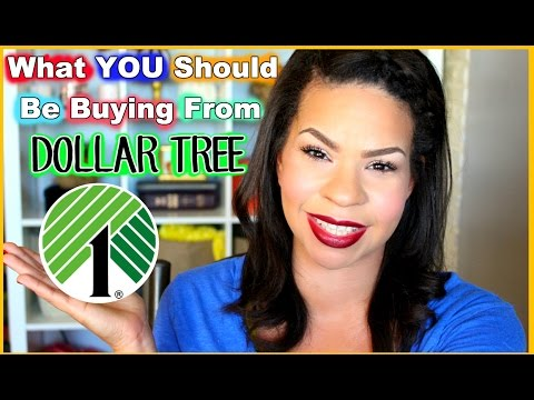 THE 10 BEST THINGS TO BUY FROM THE DOLLAR TREE | COMPARING PRICES & SAVING TIPS | Sensational Finds