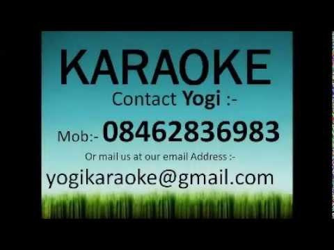 Aankh hai bhari bhari karaoke track