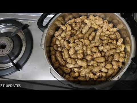 उबली हुई मूंगफली |Amazing Health Benefits of BOILED Peanuts || Easy Weight Loss with Peanuts by GTK