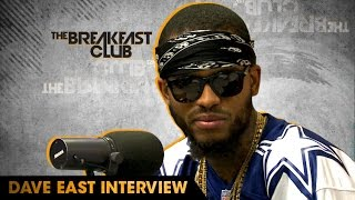 Dave East Interview With The Breakfast Club 92916