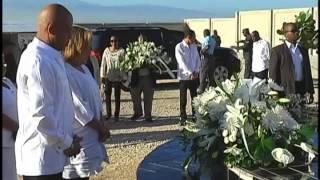 VIDEO: TNH Reportaj President Martelly Komemore 12 Janvier