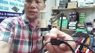 Mixer Yamaha 8line Bluetooth Giá 2.400.000 LH 0937381978 Toàn