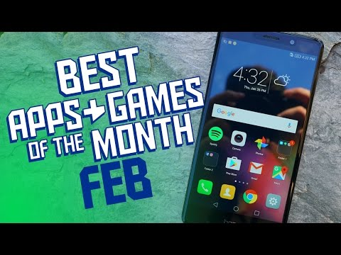 15 Best Android Apps & Games (FEBRUARY 2017)