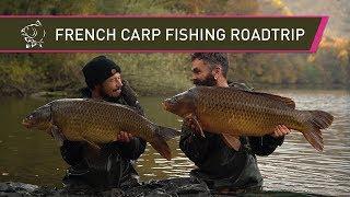Carp Fishing in France - Carplifer x Subsurface Roadtrip