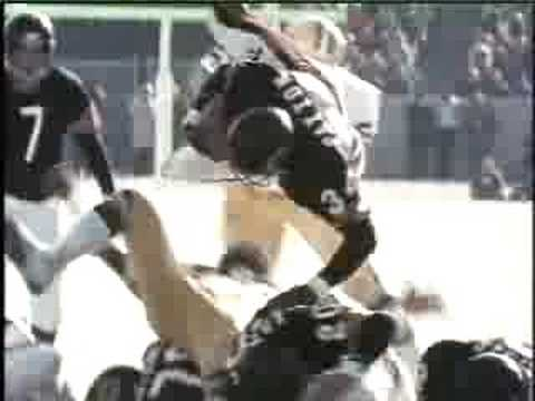 Walter Payton Highlights Video