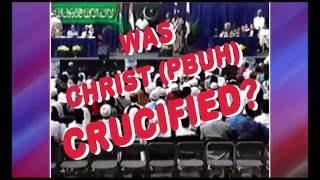 Was Christ Crucified? Debate between Sheikh Ahmed Deedat and Bishop General Wakefield