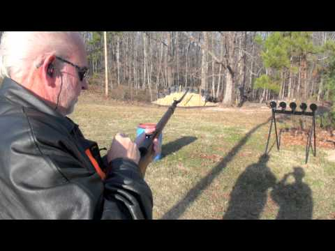 Mosin Nagant 7.62X54R Russian Rifle Shooting Review