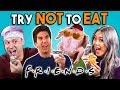 Try Not To Eat Challenge - F.R.I.E.N.D.S Food   People Vs. Food