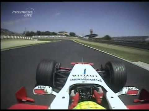 Ralf Schumacher Formula 1 Onboard 2005 Spain