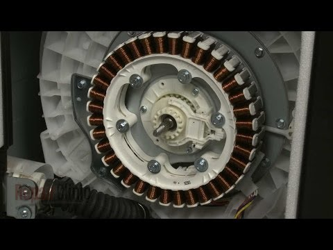 Stator Assembly - LG Top Load Washer