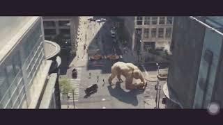 Siêu Thú Cuồng Nộ-Rampage (2018) [Full HD - Vietsub+ Thuyết Minh]