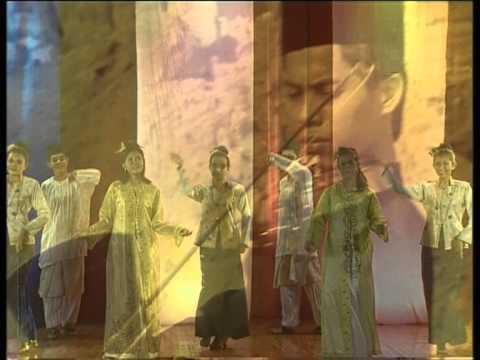 Syura & Siti Nordiana - Bakawali (Official Music Video)