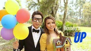 Disney's UP movie in real life (Ellie & Carl)