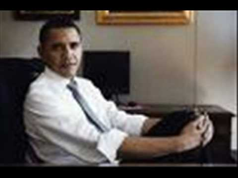 President Barack Obama on his Blackberry renamed Barackberry -Inauguration Song