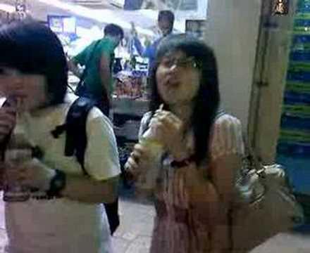 pretty chinese girl help me in HK