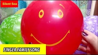 Bóp Bóng Bay Lấy Kẹo Mút Nhạc Thiếu Nhi Vui Nhộn Hay Nhất 2016 Finger family balloons song