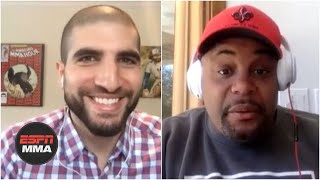 Ariel Helwani, Daniel Cormier give their UFC 249 sleeper picks | DC & Helwani