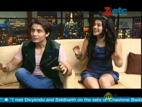 Ali Zafar & Tapsee Pannu With Komal Nahta video