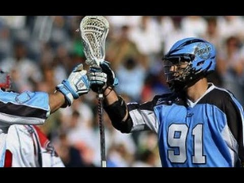 Mike Leveille MLL Highlights