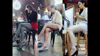 美腿 絲襪 高跟(15.1)스타킹 ストッキング pantyhose stocking heels パンストถุงน่อง