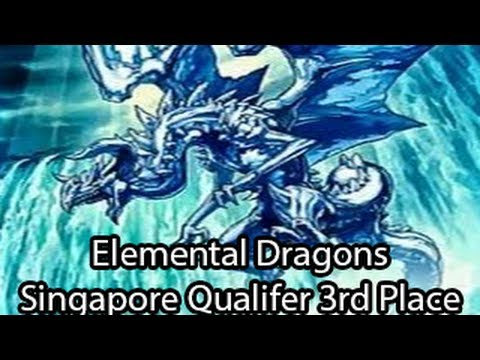 Incarnate Dragons - 3rd Place Singapore Asian Qualifer - Yugioh Deck Profile March 2013