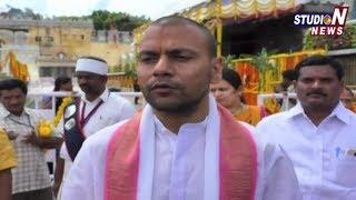 TTD EO Anil Kumar Singhal Speaks about Tirumala Brahmotsavam Grandly Ends