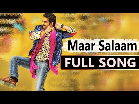 Maar Salaam Full Song || Rabhasa Movie || Jr.Ntr, Samantha, Pranitha
