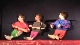 Funny Midget Dance!