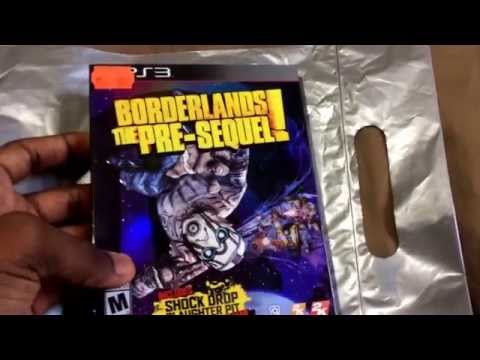 Borderlands The Pre-Sequel Unboxing