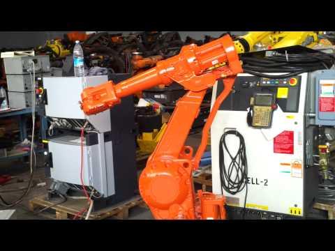 ABB IRB2400 M2004 IRC5 industrial robots at reprobots.com