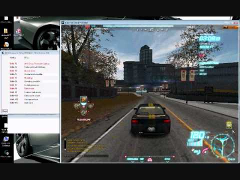 NFS World Trainer 1.2.8  hack   how to get  fast money and easy rep + download no...
