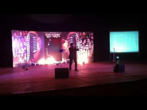 Dr.teli Nakhrewali At Hemu Gadhvi Rajkot video