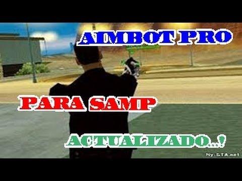 Hack para Samp 0.3z Aimbot V.2 .1 (Mejorado a ProAimbot) No detectable..!