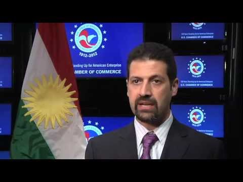 U.S. Business Opportunities in the Kurdistan Region of Iraq -- Qubad Talabani