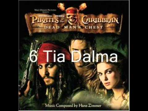 POTC 2 (DMC) full soundstrack